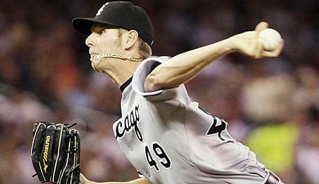Chris Sale was extremely impressive in his first pro season for the Chicago White Sox.