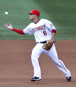 Ian Desmond needs to do a better job of getting on base for the Washington Nationals.