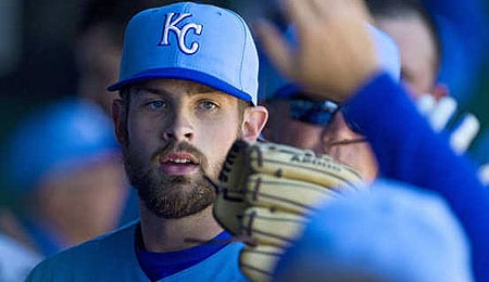 Aaron Crow has been superb for the Kansas City Royals.