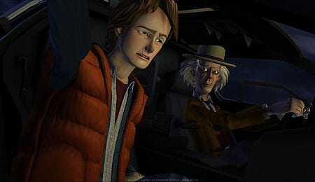 Back to the Future, Episodes 3-5