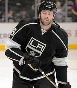 Dustin Penner is looking to bounce back for the Los Angeles Kings.