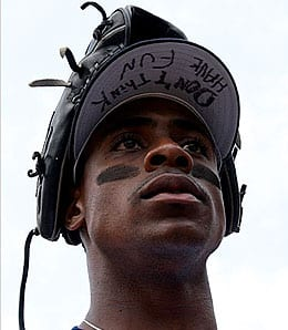 Curtis Granderson hit his share of big flies for the New York Yankees this year.
