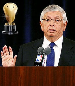 David Stern almost helped screw us out of a 2011-12 season.
