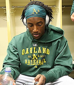 Jemile Weeks helped turn things around for the Oakland A's.