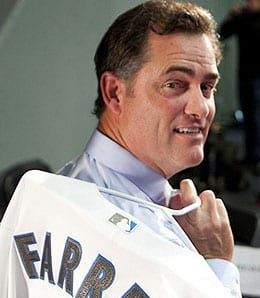 John Farrell has tweaked the lineup for the Toronto Blue Jays.