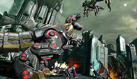 Transformers: Fall of Cybertron.