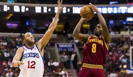 Jeremy Pargo is getting his chance to shine for the Cleveland Cavaliers.