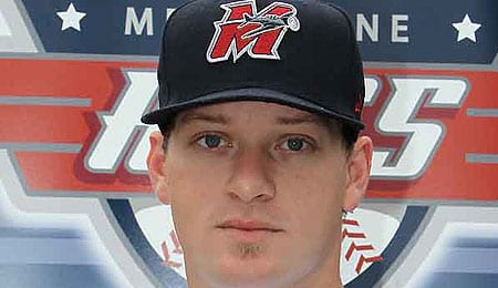 Brad Harman has been bashing for the Melbourne Aces.