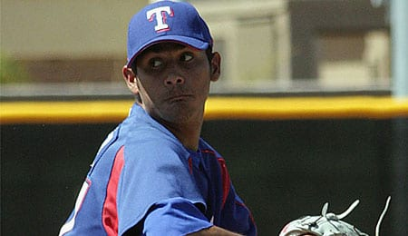 Martin Perez will look to make his mark this year for the Texas Rangers.