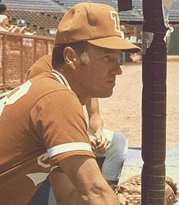 Cliff Gustafson ran the Texas Longhorns for years.