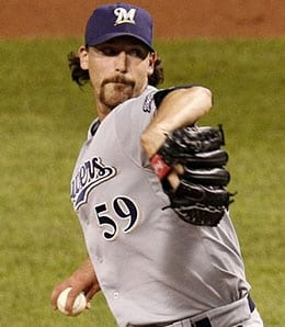 John Axford has lost his closing job for the Milwaukee Brewers.