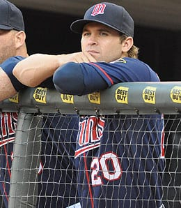Brian Dozier is starting to play better for the Minnesota Twins.