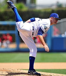 Stephen Fife will be back soon for the Los Angeles Dodgers.