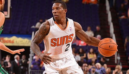 Eric Bledsoe has been set free now that he's with the Phoenix Coyotes.
