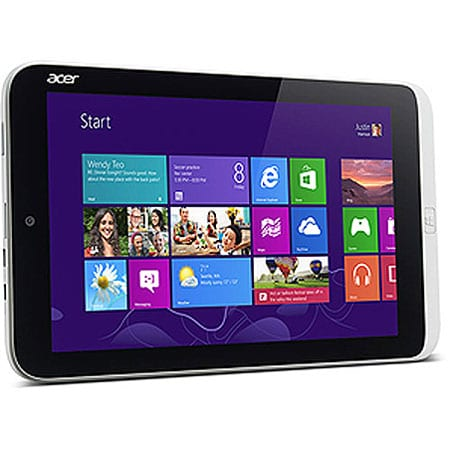 Acer Iconia W3 Tablet
