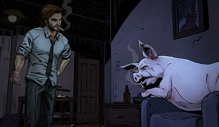The Wolf Among Us, Episode 1