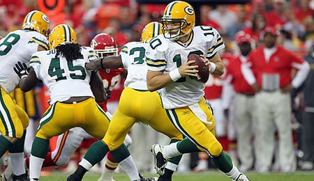 Matt Flynn is getting another shot with the Green Bay Packers.