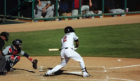 Eddie Rosario is a potential trade chip for the Minnesota Twins.