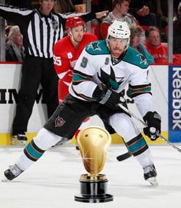 Martin Havlat has been injury prone for the San Jose Sharks.