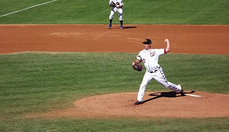 Sammy Solis is 25 for the Washington Nationals.