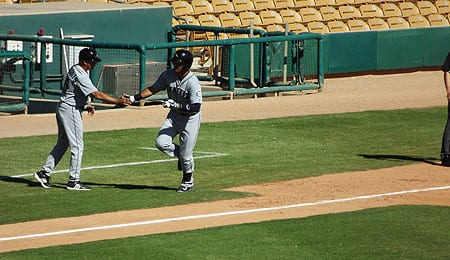 Stefen Romero spent some time in High-A this year for the Seattle Mariners.