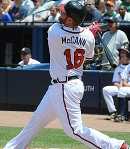 Brian McCann was signed by the New York Yankees.