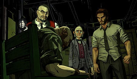 The Wolf Among Us, Episode 2