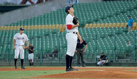 Brady Aiken could go first overall in the 2014 MLB Draft.