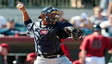 Christian Bethancourt has recently been recalled by the Atlanta Braves.