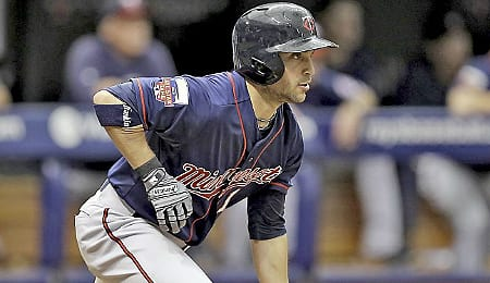Sam Fuld is getting it done for the Minnesota Twins.