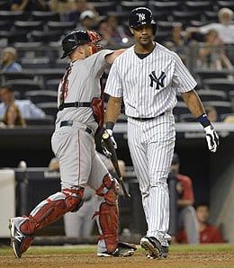Chris Young has revitalized his career with the New York Yankees.