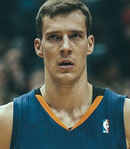 Could Goran Dragic be traded from the Phoenix Suns?