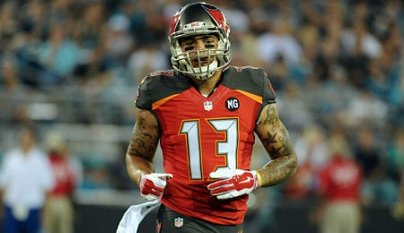 Mike Evans proved a tough kid to shut down for the Tampa Bay Buccaneers.