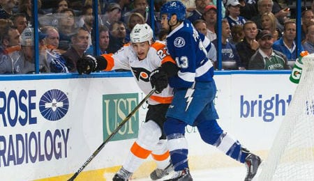Cedric Paquette is showing he's a capable scorer for the Tampa Bay Lightning.