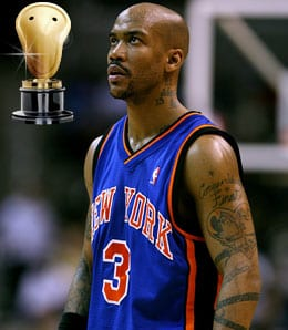 Stephon Marbury starred in a Chinese play.