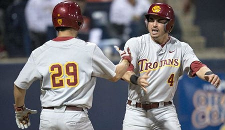 David Oppenheim has had a big impact on the Southern California Trojans.