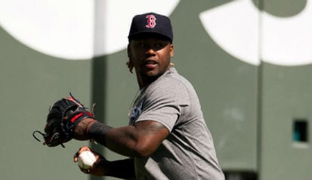 Hanley Ramirez is back where it all began with the Boston Red Sox.
