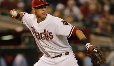 Jake Lamb has wasted no time establishing himself for the Arizona Diamondbacks.