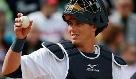 James McCann will be a fixture in the Detroit Tigers lineup for the foreseeable future.
