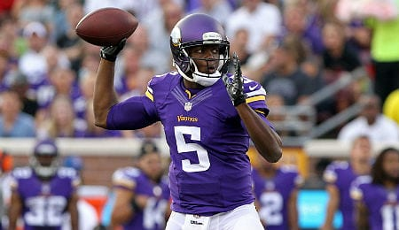 Teddy Bridgewater should be much better in Year Two for the Minnesota Vikings.