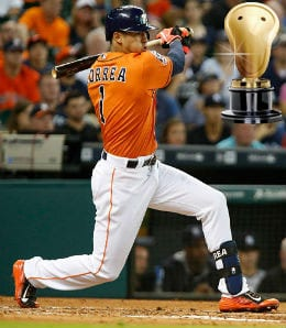 Carlos Correa was a stud for the Houston Astros.
