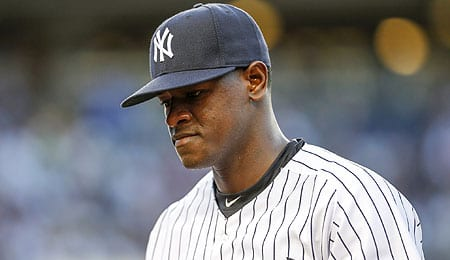 Luis Severino is working out the kinks for the New York Yankees.