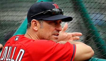 Torey Lovullo could become the next manager of the Boston Red Sox.