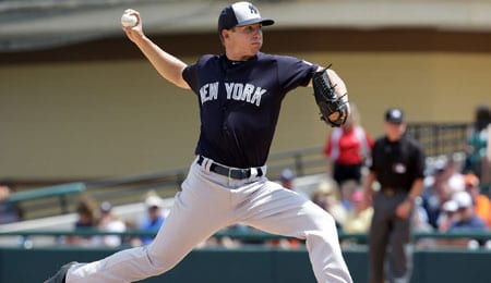 Chad Green had done well for the New York Yankees.