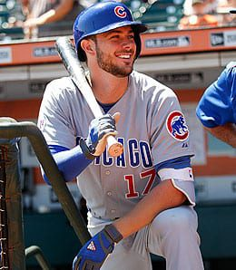 Kris Bryant proved versatile and very stud like for the Chicago Cubs.