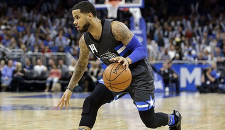 D.J. Augustin could soon be sent packing by the Orlando Magic.