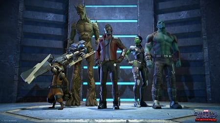 Guardians of the Galaxy: The Telltale Series, Episode 1