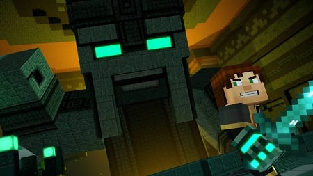 Minecraft: Story Mode - Season Two, Episode 1