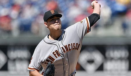 Matt Moore has been simply awful for the San Francisco Giants.
