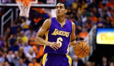 Jordan Clarkson is being counted on to lead a young Los Angeles Lakers team.